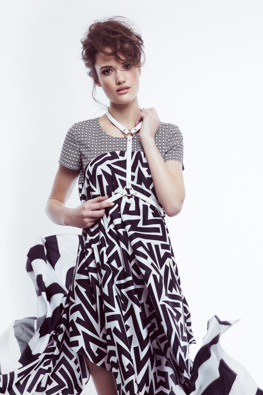 Model: Kinga Trojan / D'vision   Stylist: Ewa Michalik   MUA: Vika May   Hair: Patryk Nadolny