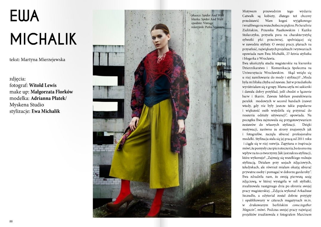 catwalk magazine