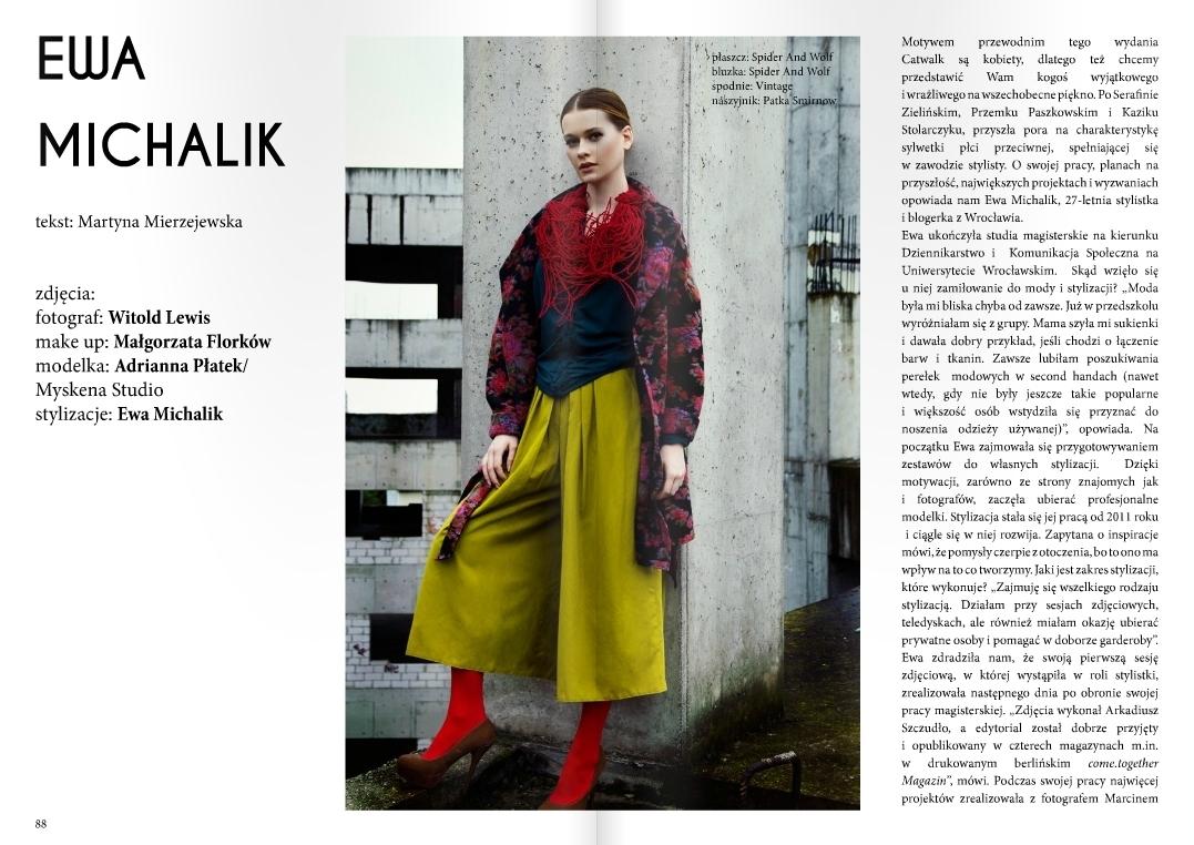 catwalk magazine