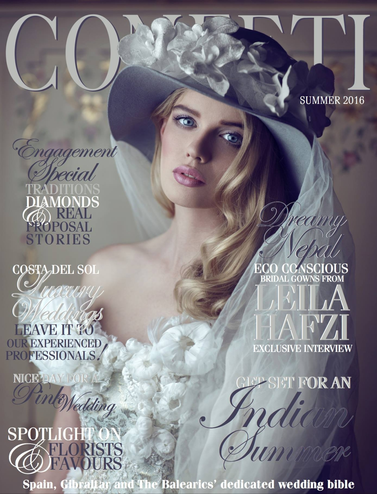 cover Confeti Magazine